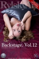 Jeff Milton - Backstage. Vol.12